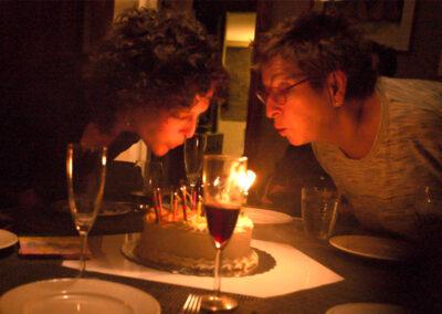 Two January Birthdays